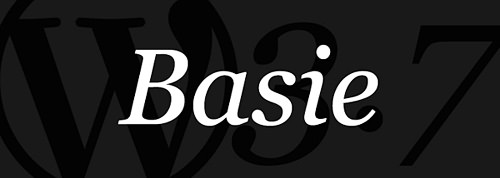 basie-wordpress