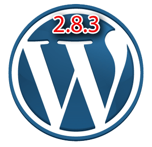 Wordpress 2.8.3